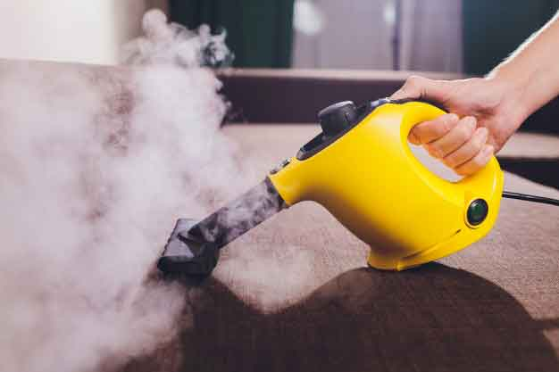 Get your steam cleaner ready to go