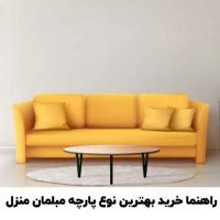 Help buy the best type of furniture fabric